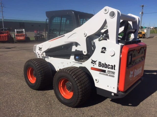 Skid Steer For Sale | Bobcat A770 | Call 763-307-2800