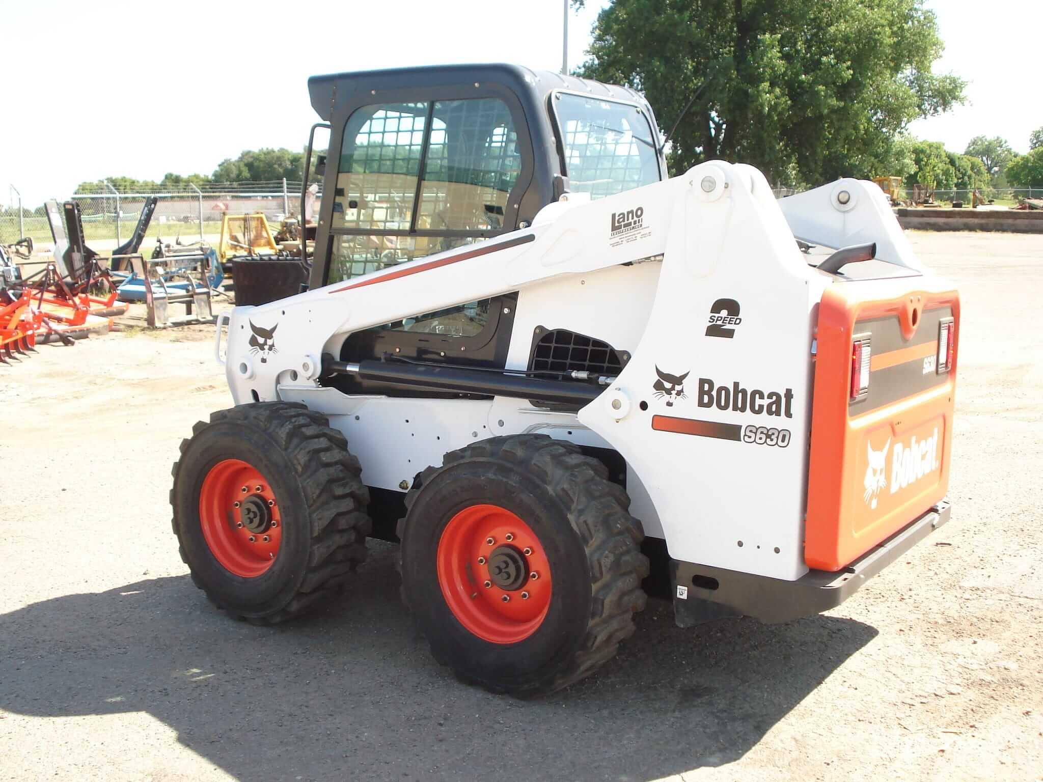 Bobcat 753 Hydraulic Oil Capacity