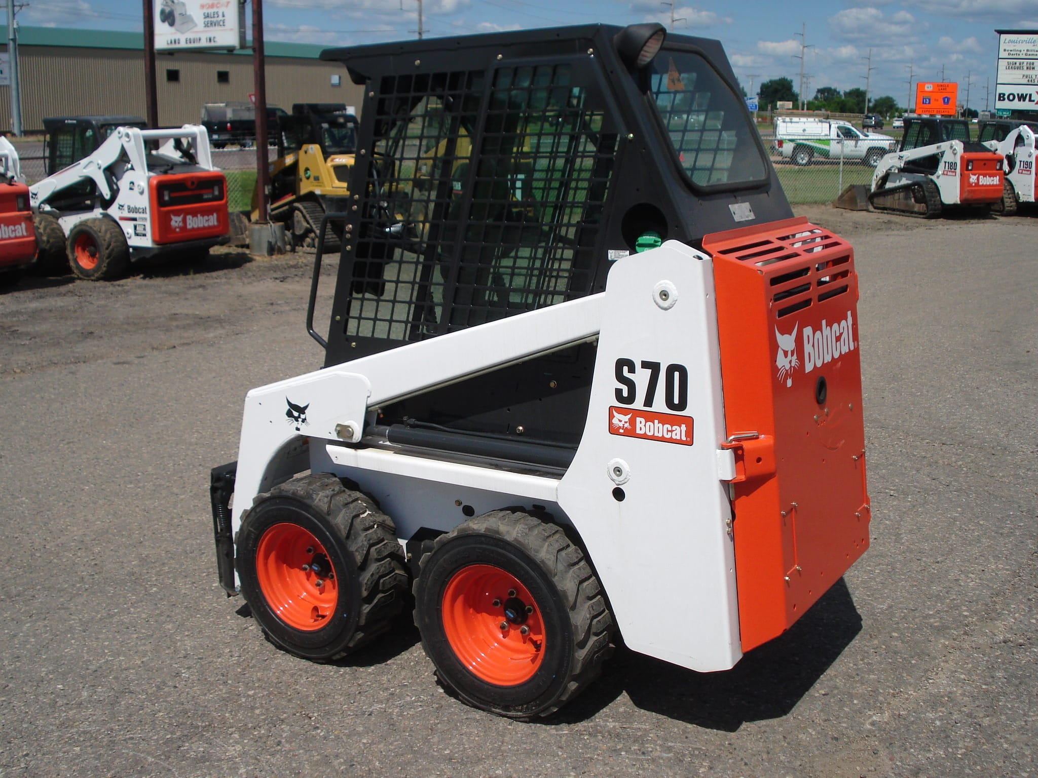 Skid Steer For Sale Bobcat S70 Call 763 307 2800