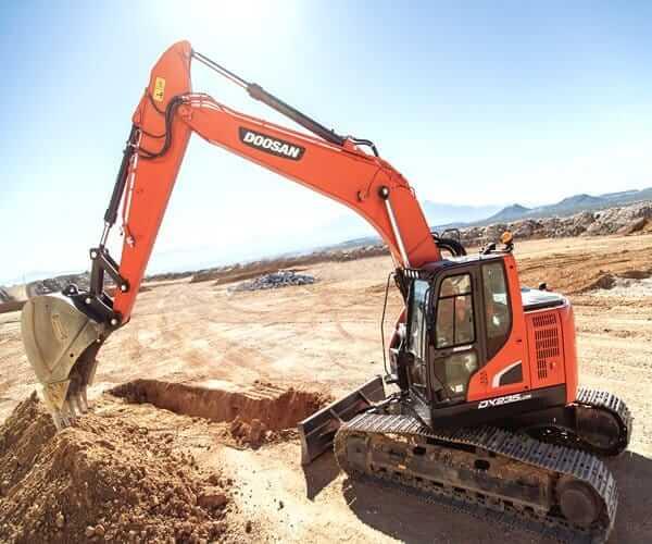 New Doosan Dx235lcr 5 Excavator Lano Equipment Inc