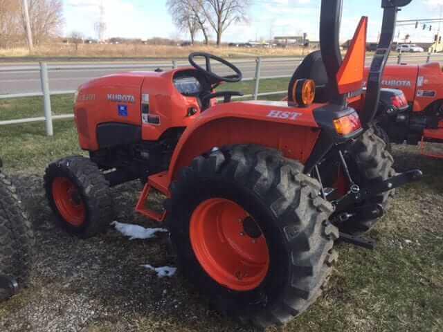 Kubota L3301 Compact Tractor Lano Equipment Inc