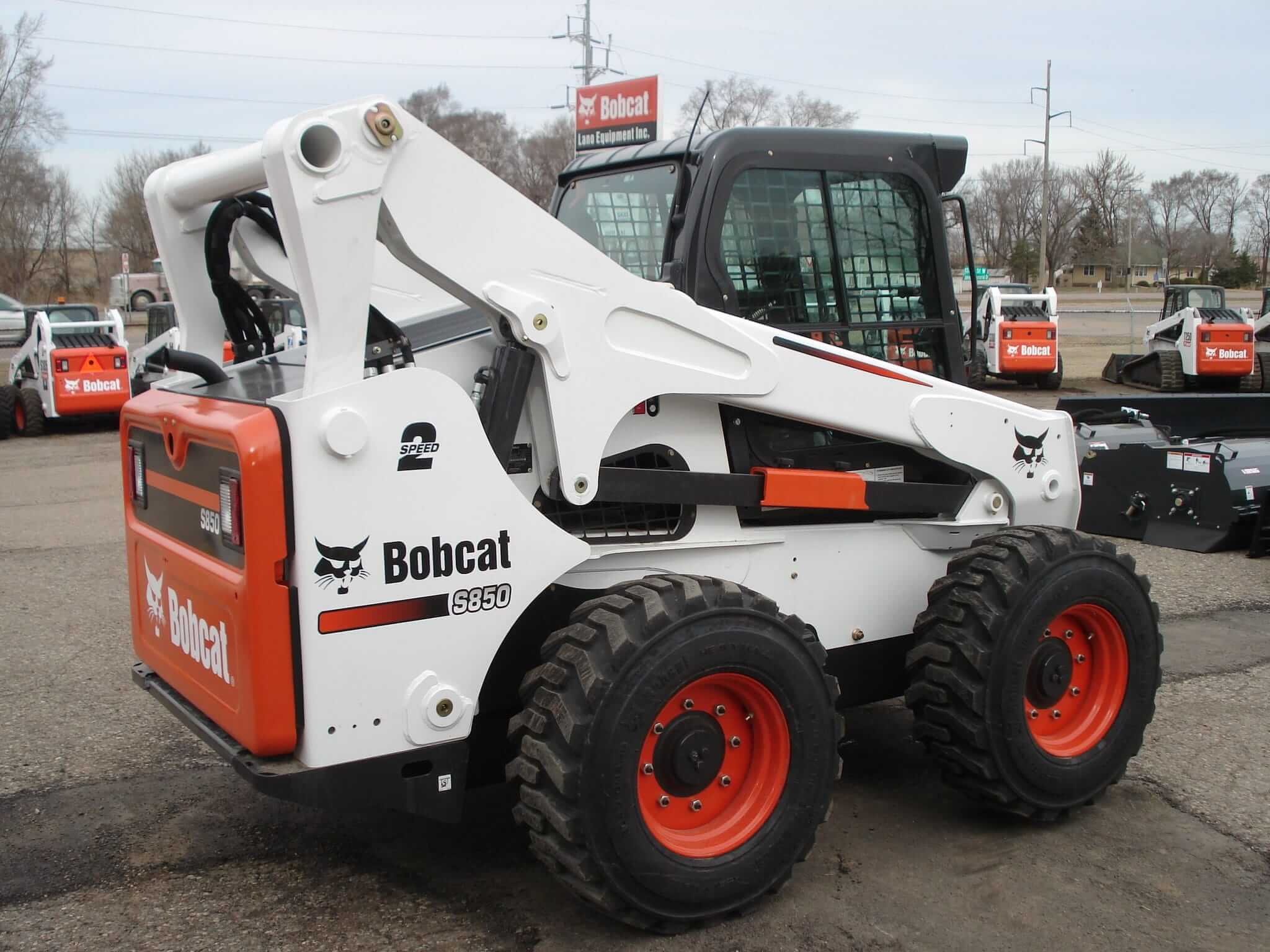 Skid Steer For Sale | Bobcat S850 | Call 763-307-2800