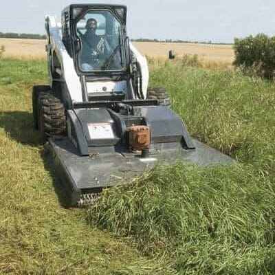 Bobcat Skid Steer Attachments   Mowers   Lano Equipment