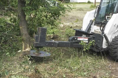 Bobcat Parts Online >> Bobcat Skid Steer Brush Saw Attachment - Lano Equipment, Inc.