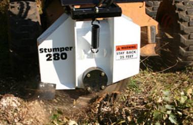 Stumper 280 St Ss Skid Steer Stump Grinder Attachment Lano