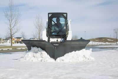Bobcat Skid Steer V-Blade Attachment - Lano Equipment, Inc