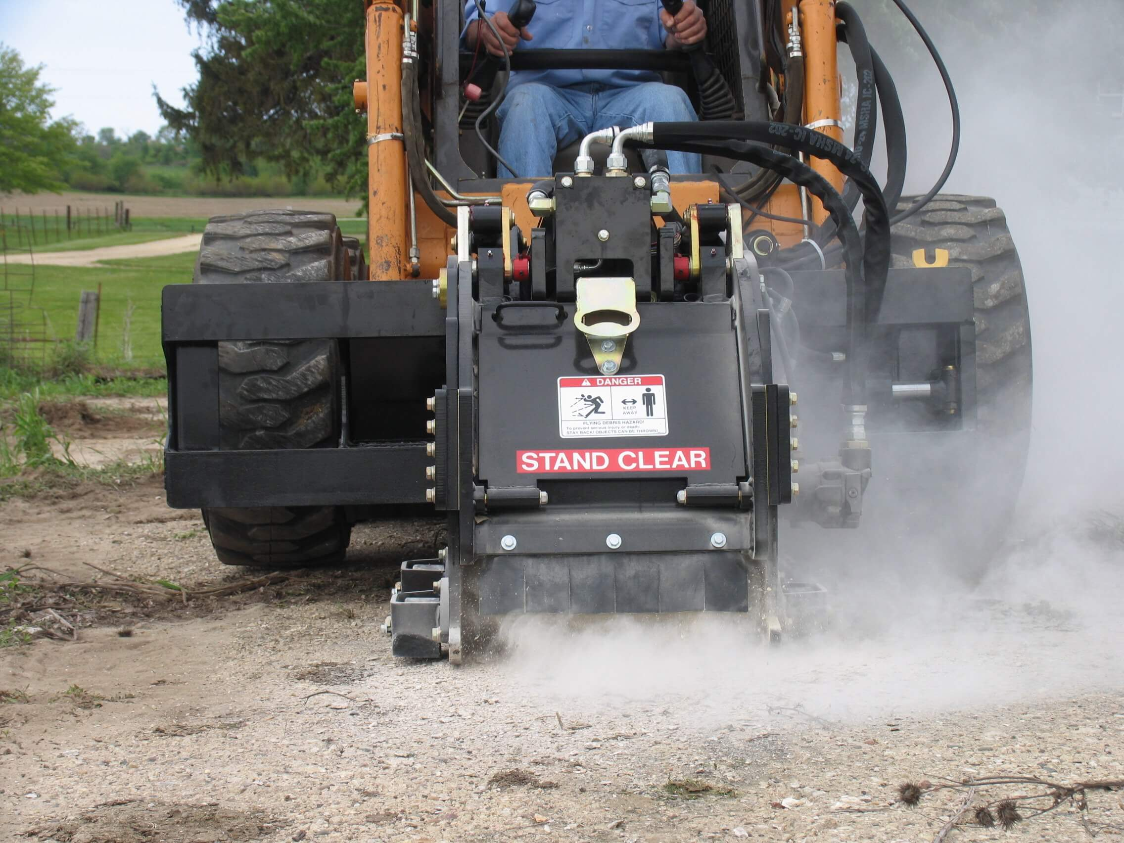 New and Used Skid Steer Attachments For Sale | Bobcat
