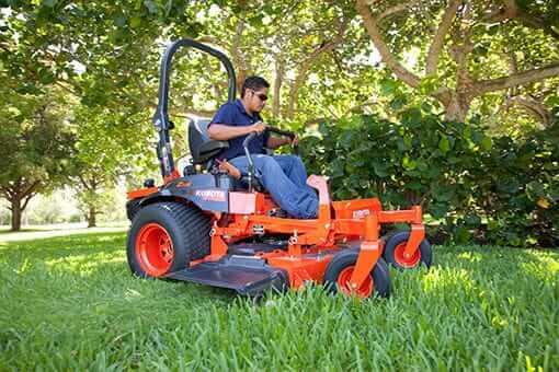 Kubota Z724x 48 Zero Turn Mower Lano Equipment Inc
