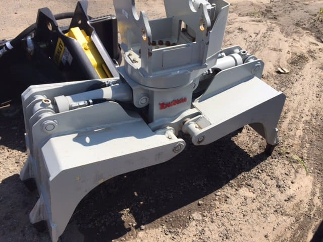 Towtem Model 40 Rotating Grapple Lano Equipment Inc