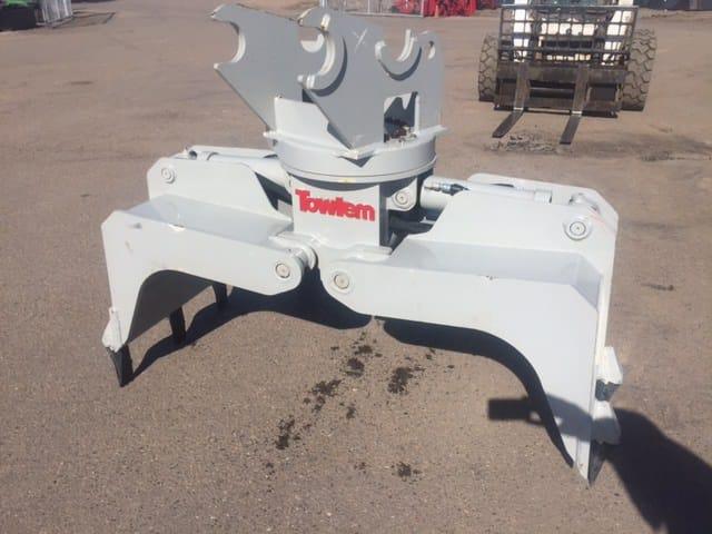 Towtem Model 50 Rotating Grapple Lano Equipment Inc