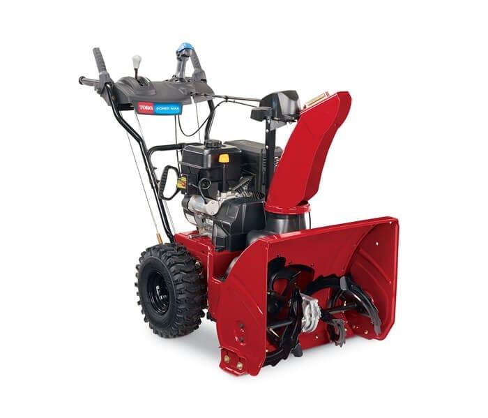 Toro Power Max U00ae 824 Oe Two Stage Snowblower  37798
