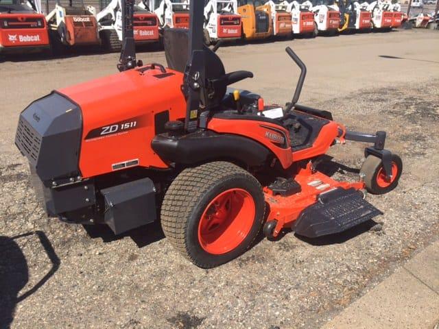Kubota Zd1511 Zero Turn Mower Lano Equipment Inc