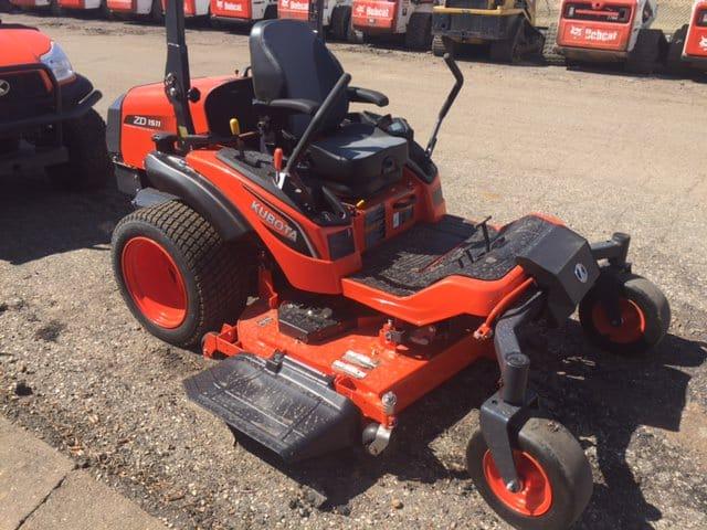 Kubota ZD1511 Zero Turn Mower - Lano Equipment, Inc