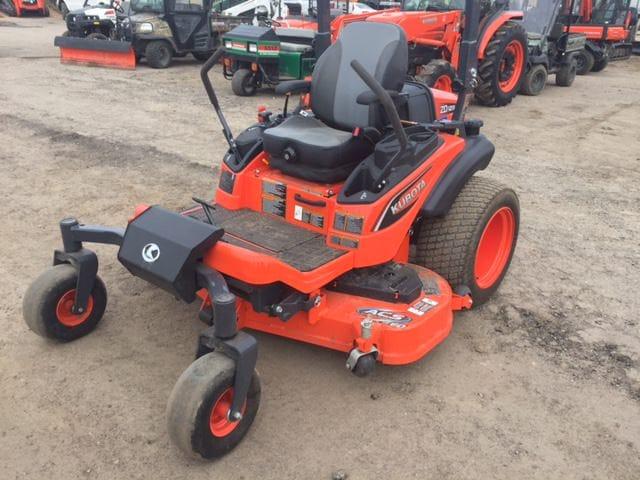 Kubota Zd1211 Zero Turn Mower Lano Equipment Inc