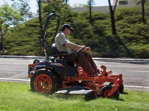 Kubota Z421kw 54 Zero Turn Mower Lano Equipment Inc