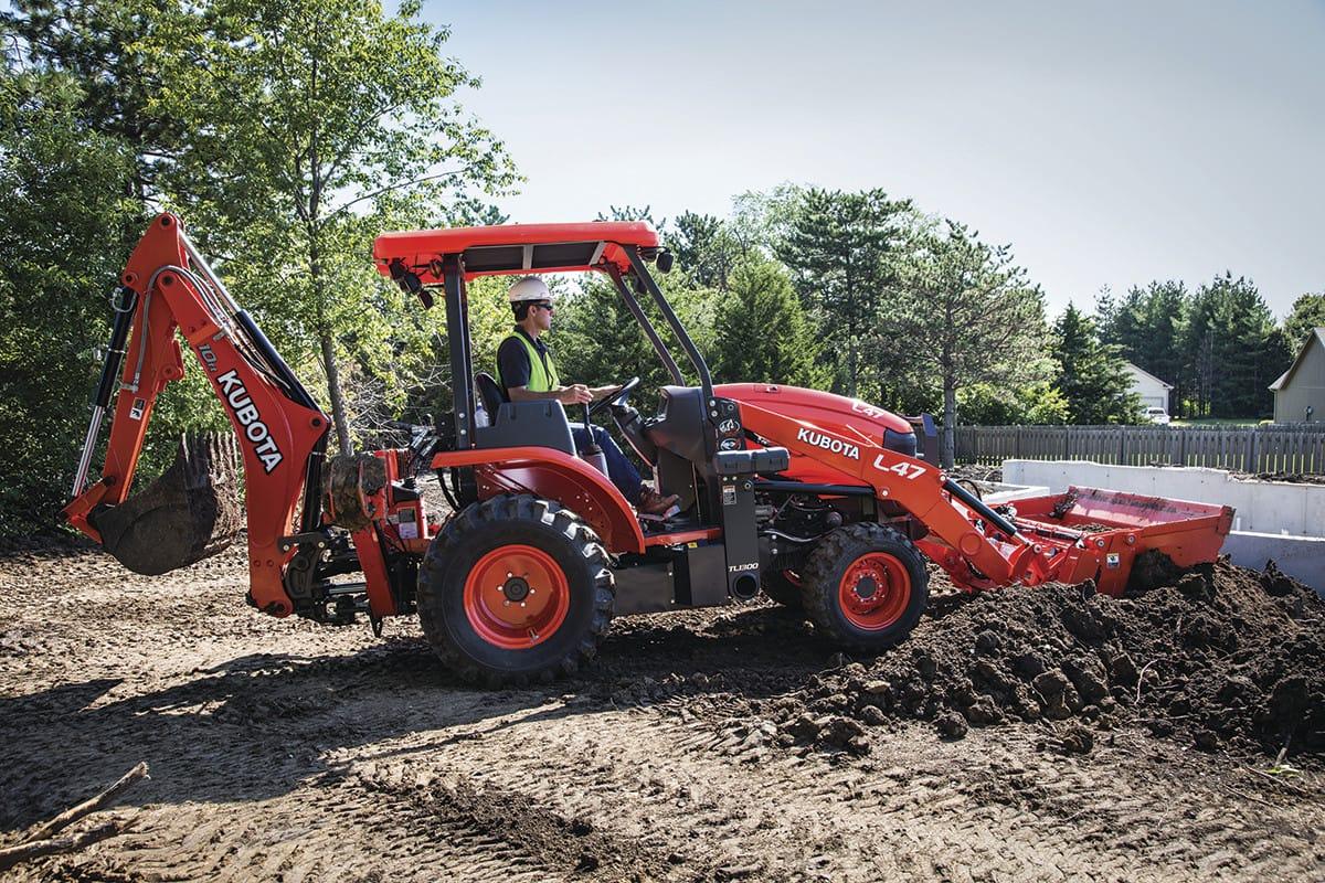New & Used Kubota Compact Tractors for Sale MN - Lano Equipment