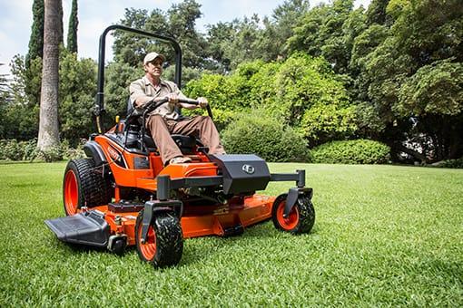 Kubota Zero Turn Mowers Amp Lawn Tractors Lawn Amp Garden