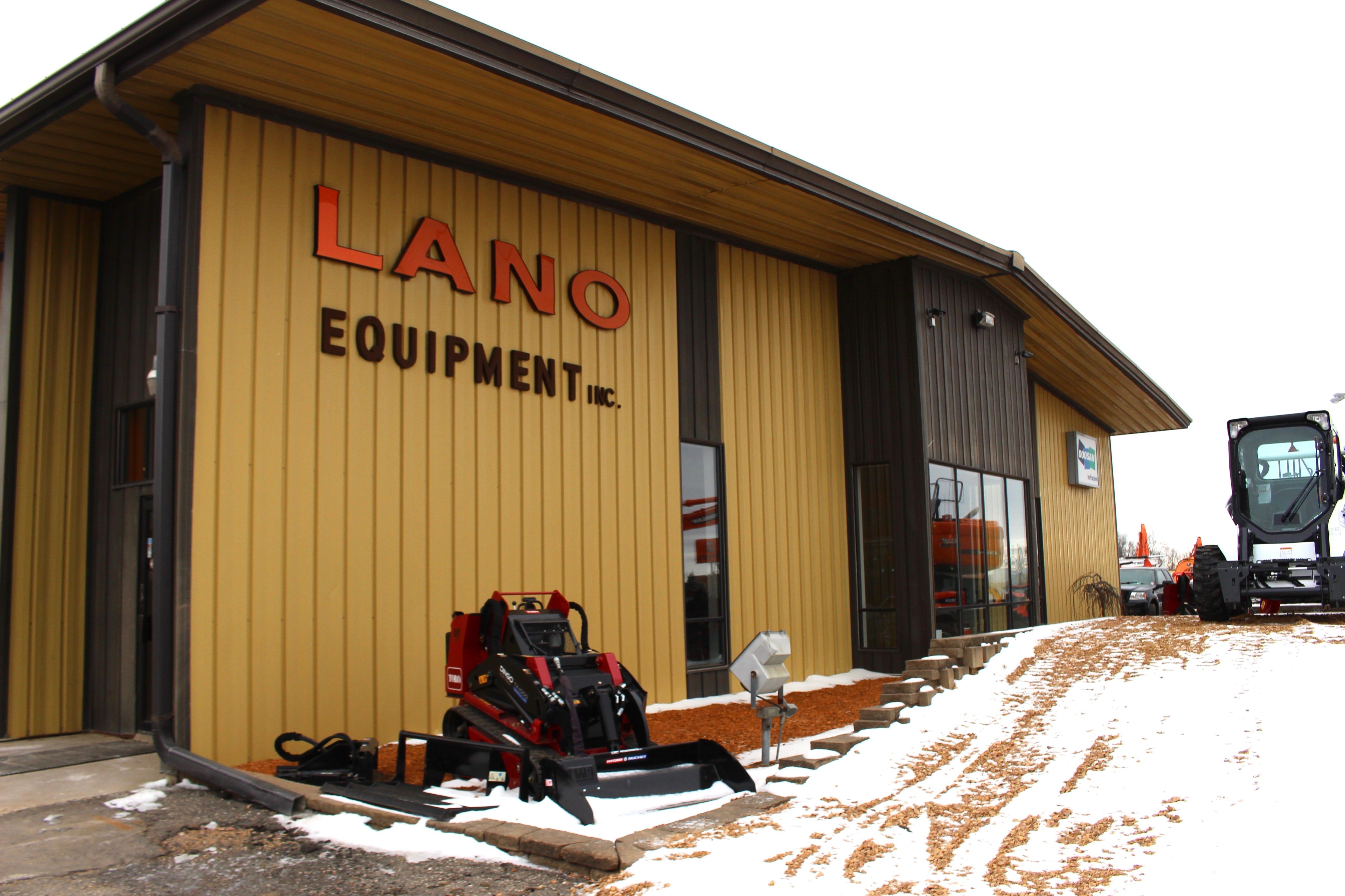 Lano Equipment Rental - Lano Equipment, Inc