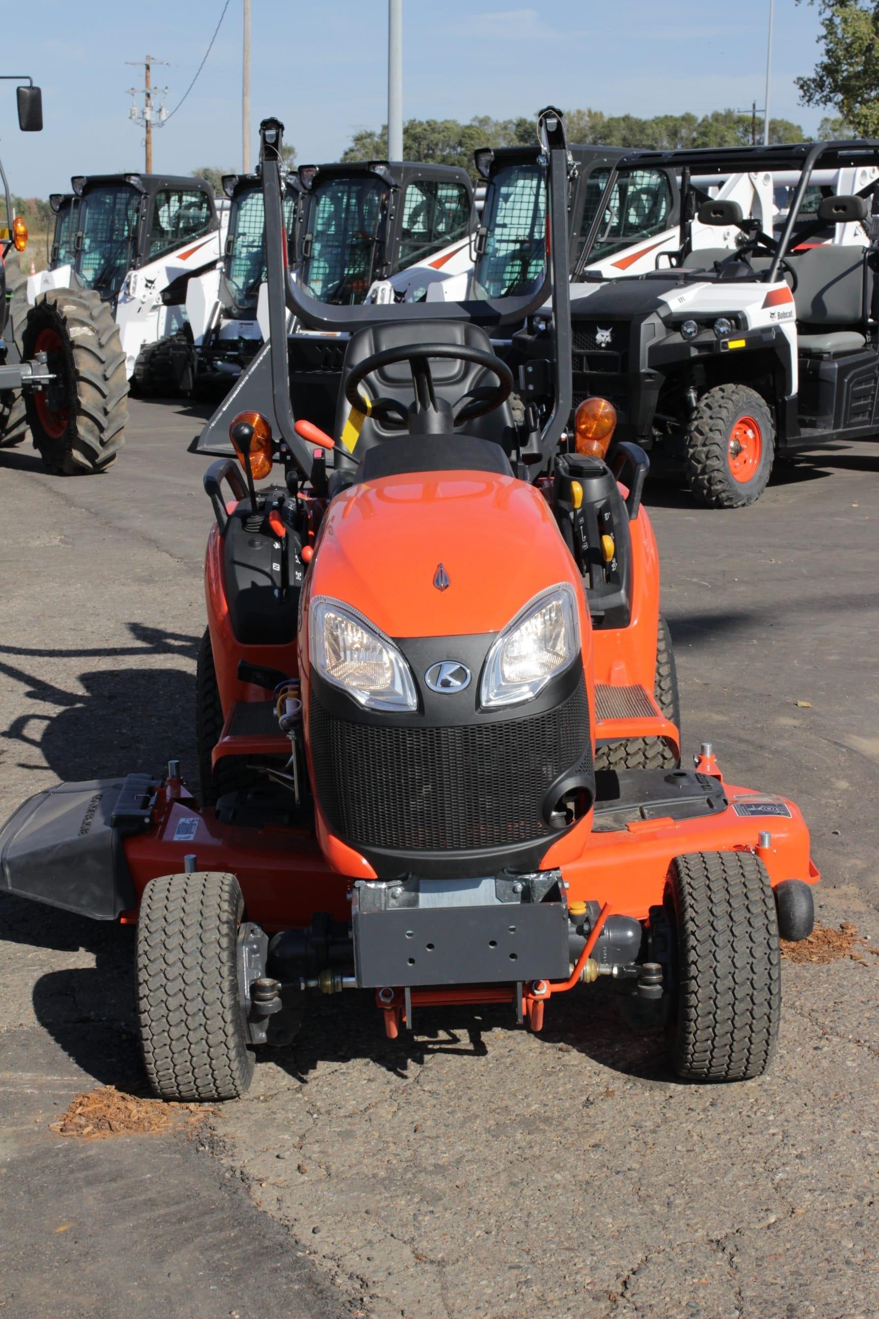 Kubota Bx1880 Compact Tractor Lano Equipment Inc