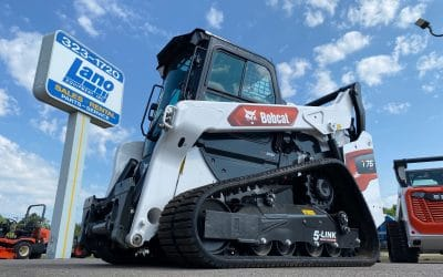 Get em while they're hot – Bobcat T76s now in stock, and ready to roll